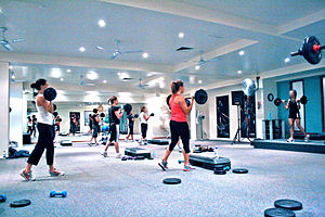 Barbell Group Fitness Class Category:Fitness_t...
