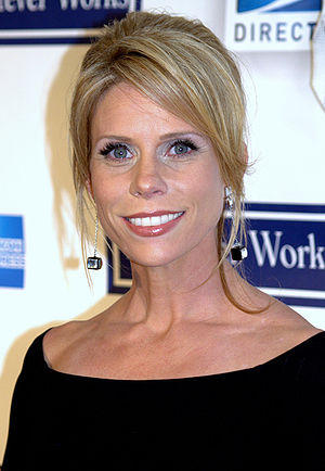 Cheryl Hines at the premiere of the Woody Alle...