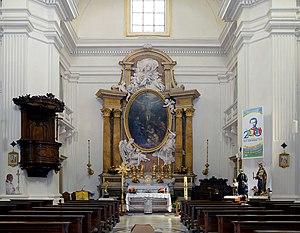 Collegiata Di San Tommaso Da Villanova Wikipedia