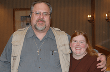 David and Sharon Weber at CONduit 17