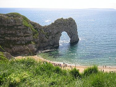 Durdle Door, Dorset (2004) .jpg