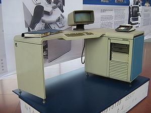 Hewlett-Packard 250 system