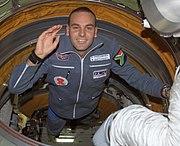 Mark di nternational Space Station