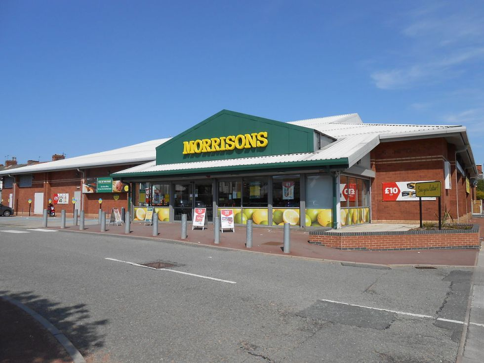 Morrisons – Wikipedia, wolna encyklopedia