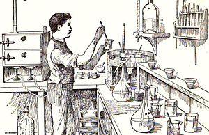 English: Perfume formulas 1910