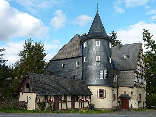 SI Schloss Junkernhees Totale