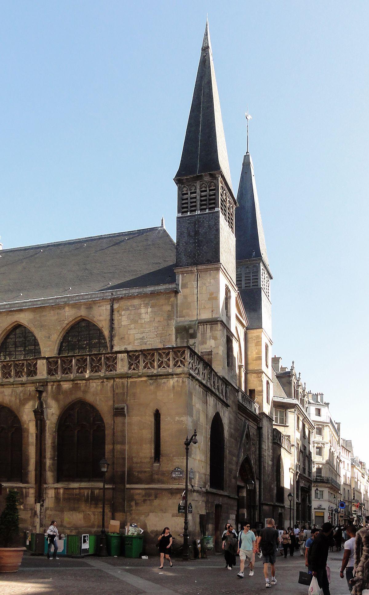 201 Glise Saint Leu Saint Gilles De Paris Wikipedia