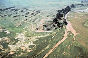 Alibates Flint Quarries National Monument, Tex...