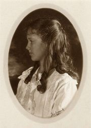 Retrato de Anne Morrow Lindbergh