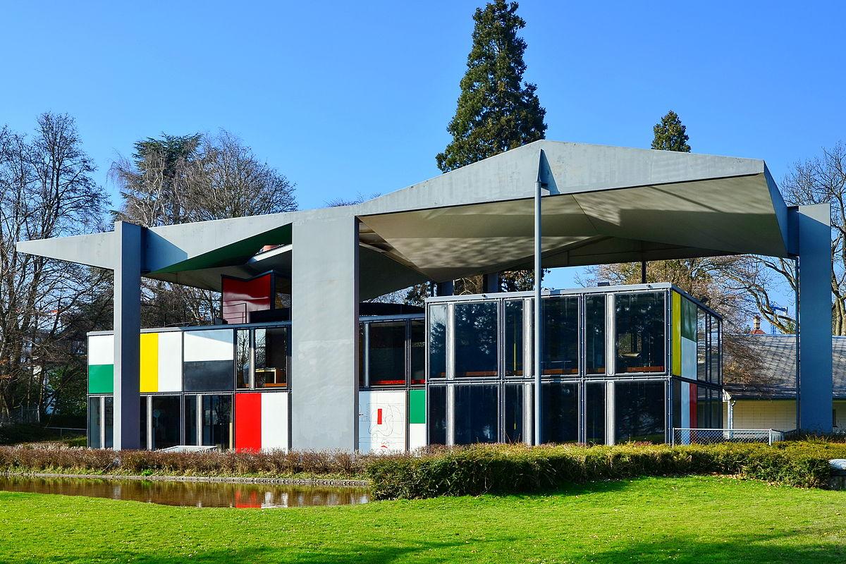 Centre Le Corbusier Wikipdia