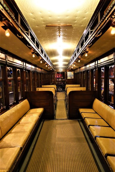 Chicago L System South Side Railroad Car 1 - Chicago History Museum - 1