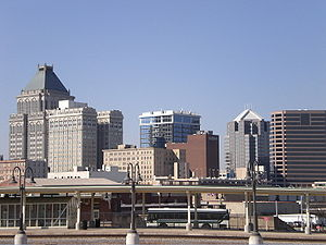 Greensboro, third largest metropolitan area