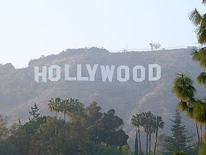 Picture of Hollywood sign