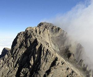 Mytikas, summit of Mount Olympus