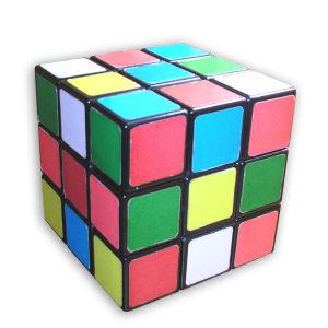 Rubik's Cube in scrambled state