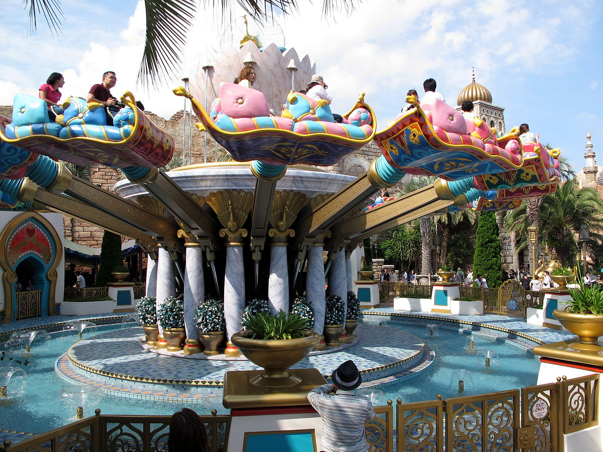The Magic Carpets of Aladdin   Wikipedia