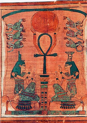 The Meaning Behind The Ankh Earthpages