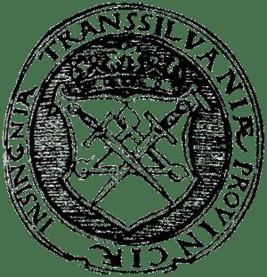 Transilvanian Seal, as shown in an austrian he...