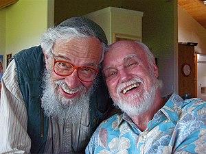 Zalman Schachter-Shalomi and Ram Dass