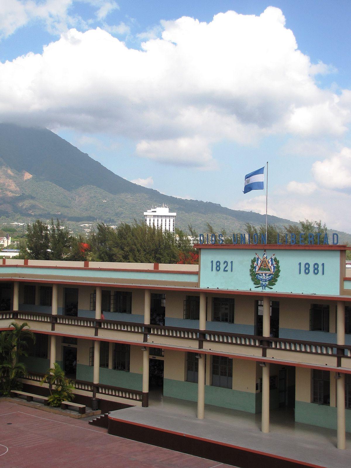 Liceo Salvadore 241 O Wikipedia