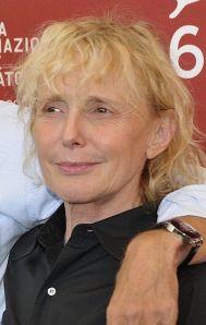Claire Denis at the 2009 Venice Film Festival