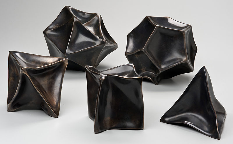File:Collapsed Platonic Solids.jpg