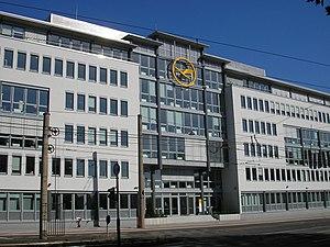 Lufthansa headquarters