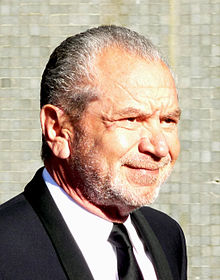 Sir Alan Sugar at the BAFTA's crop.jpg