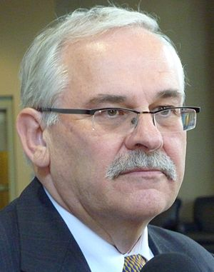 English: Stephen Duckett, CEO, Alberta Health ...