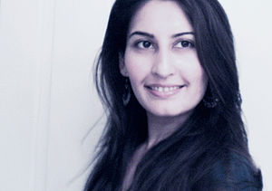 English: Interior Designer, Tanya Gyani