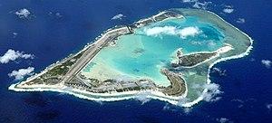 Wake Island was devastated by 185 mile per hou...