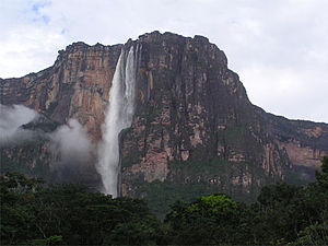 List of national parks of Venezuela