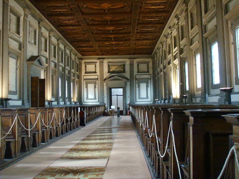 File:Biblioteca medicea laurenziana interno 01.JPG