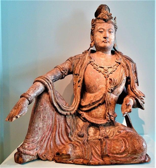 Bodhisattva Avalokiteshvara - Guanyin - Asian Art Museum - San Francisco