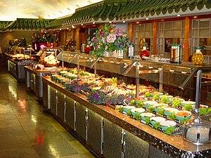 Mandarin Restaurant Buffet