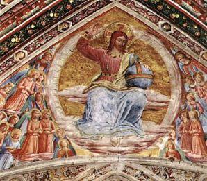 Fra Angelico - Christ the Judge - WGA00680