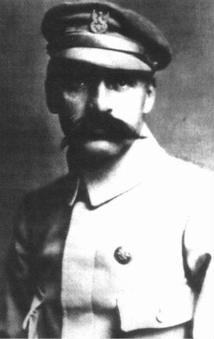 Piłsudski in World War I (1914)