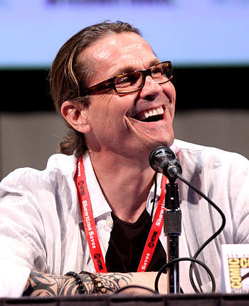 English: Kurt Sutter at the 2011 Comic Con in ...
