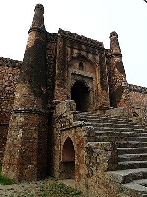 Khirki Masjid