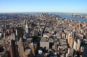 English: Manhattan, New York City