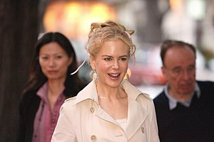 Nicole Kidman Rupert Murdoch and Wendi Deng2