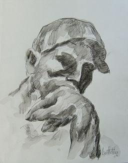 O Pensador - Estudo de Carlos Botelho