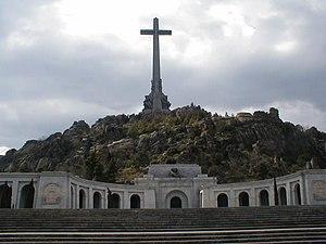 English: Santa Cruz del Valle de los Caídos, l...