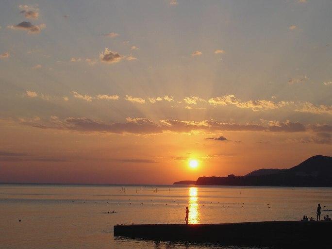 SunSet - Sea of Japan