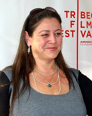 English: Camryn Manheim at the 2007 Tribeca Fi...