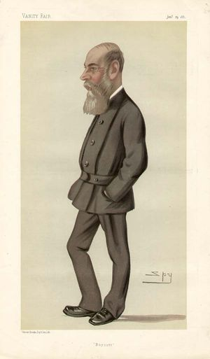 Caricature of Charles Cunningham Boycott (1832...