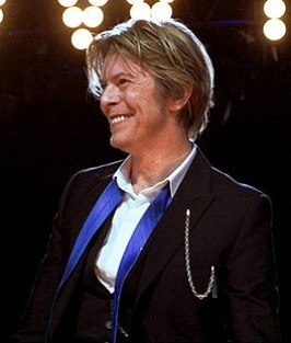 David Robert Jones Bowie
