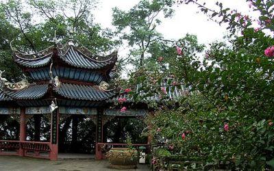 Fengdu Ghost City, China -01