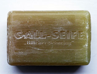 Gall Soap Solid from Wikipedia