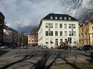 Litteraturhuset, Oslo